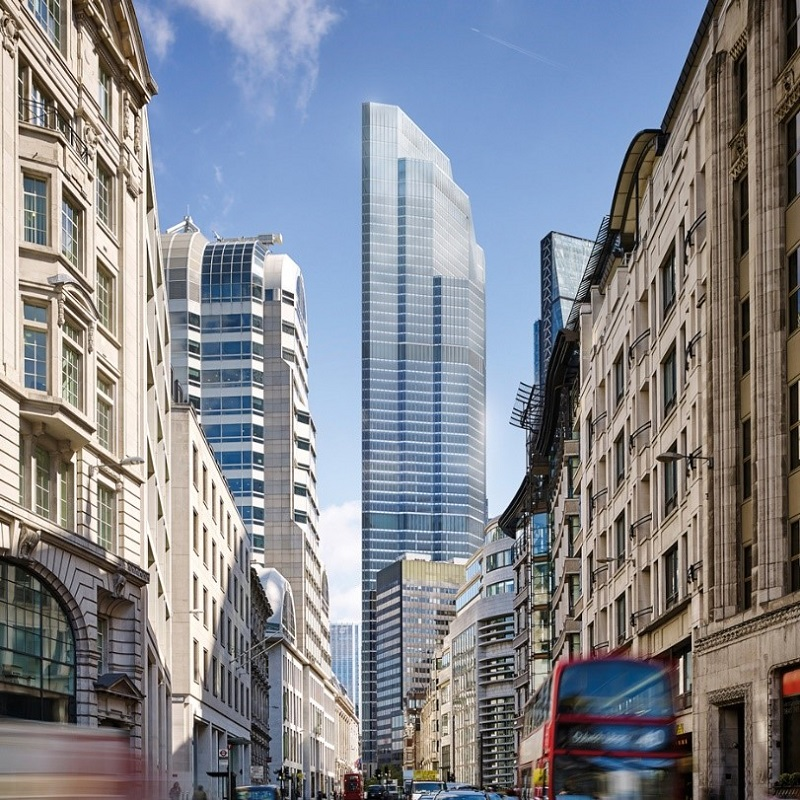 10 Skyscrapers That Will Change London's Skyline